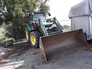 John Deer 5720 with front bucket for Sale in Fallbrook, CA