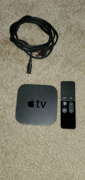 Apple TV 64gb for Sale in Kent, WA
