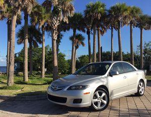 2008 Mazda Mazda6 CARFAX and LOW MILES! for Sale in Miami, FL