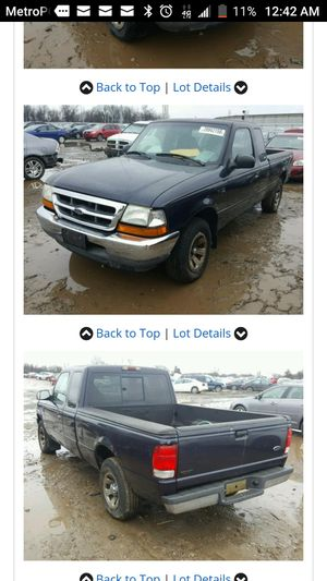 2005 Ford ranger for Sale in Columbus, OH