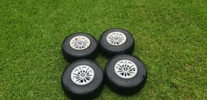 4 golf cart wheels and tires for Sale in Seabrook, TX