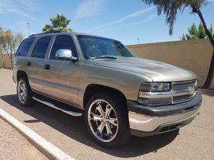 REDUCED! 2001 Chevy Tahoe $4500 Or Trade For Pick Up Truck for Sale in Payson, AZ