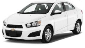 2015 Chevy Sonic Great condition! Msg for pics for Sale in Decatur, GA