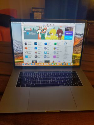 Macbook pro 15 retina display 2017 for Sale in Tempe, AZ