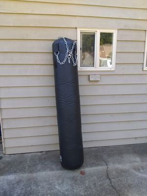 """6"""" MMA Muay Thai boxing heavy punching bag for Sale in Lawrenceville, GA"""