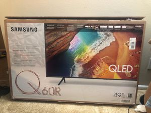 QLED Smart tv for $600! for Sale in Cleveland, OH