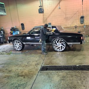 85 Chevy landau on 28s for Sale in Channahon, IL