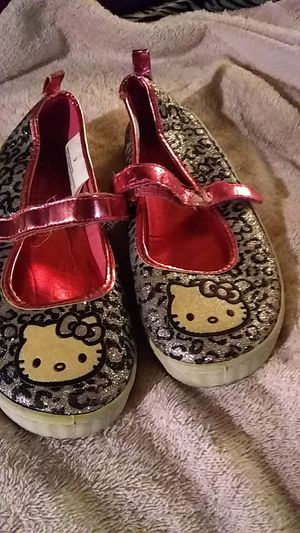 Size 2 hello Kitty girls shoes for Sale in University City, MO