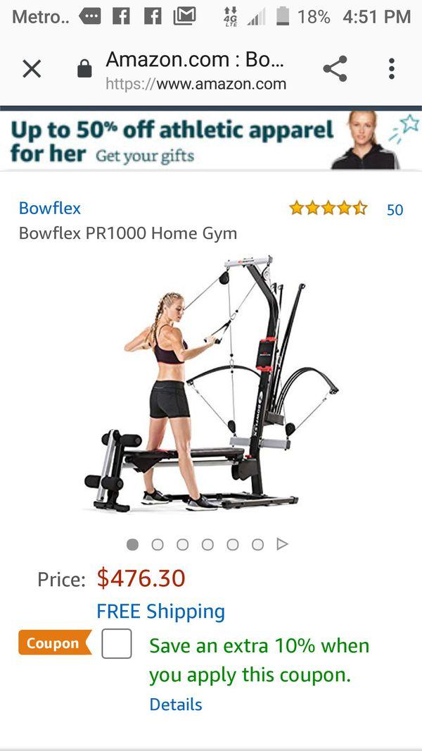 Bowflex 2