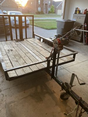 5x8 trailer for Sale in Thompson's Station, TN