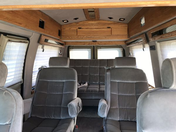 Ford econoline van for sale