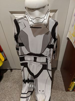 Storm trooper costume for Sale in Colorado Springs, CO