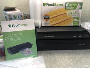 The vacuum sealing system. ( Food saver) for Sale in West Linn, OR