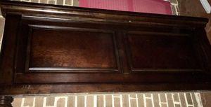 Queen sleigh bed for Sale in Alexandria, VA