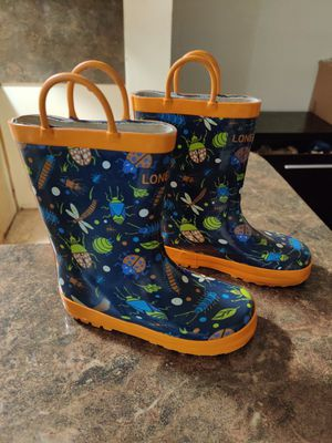Rain boots for kids for Sale in Fort Lauderdale, FL