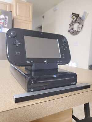 Nintendo Wii U for Sale in Aiea, HI
