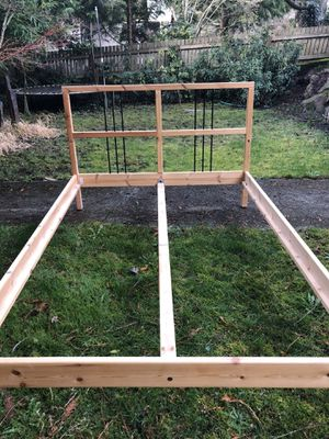 IKEA bed frame full size for Sale in Seattle, WA