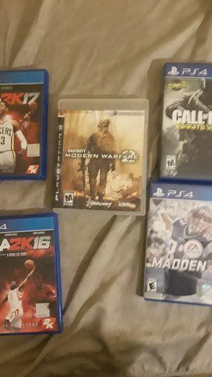 Ps4 games for Sale in North Miami, FL
