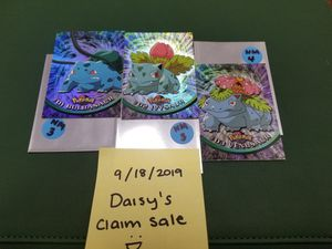 POKEMON TOPPS HOLOS LOT PT 1 for Sale in Seattle, WA