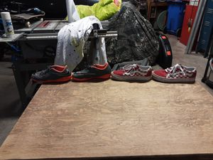 Kids nike and vans shoes for Sale in Tenino, WA