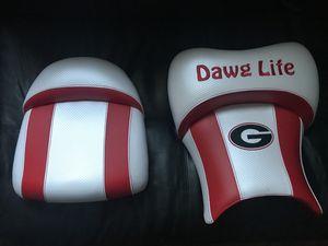 GA bulldogs motorcycle seat for Gen 1 Suzuki Hayabusa for Sale in Augusta, GA
