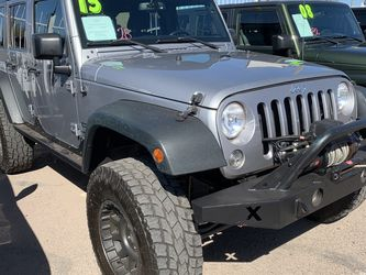 2015 Jeep Wrangler Buy Here-Pay Here!!!! for Sale in Phoenix,  AZ