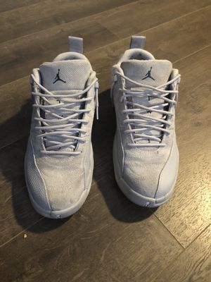 Jordan 12 low wolf greys for Sale in DeSoto, TX