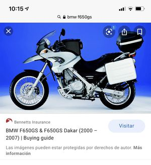 Motorcycle BMW for Sale in Halethorpe, MD