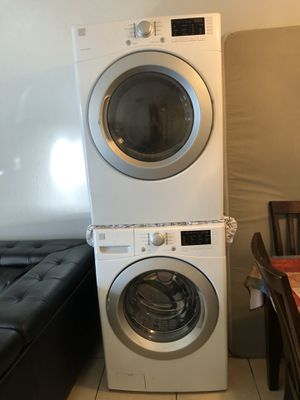 Kenmore washer and dryer for Sale in West Palm Beach, FL