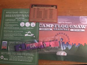 Camp Flog Gnaw for Sale in Ontario, CA