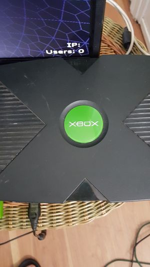 Modded Xbox original for Sale in Philadelphia, PA