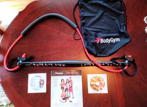 Body Gym Complete Set for Sale in Raleigh, NC