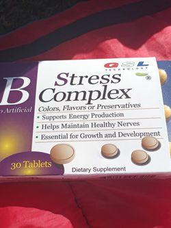 Stress B Complex for Sale in Hayward,  CA