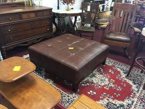 Large ottoman for Sale in Big Rapids, MI