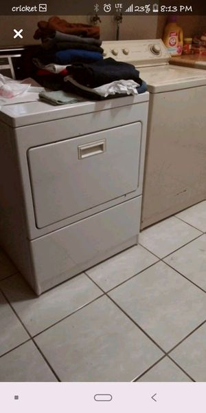 Washer and Electric dryer for Sale in Bakersfield, CA
