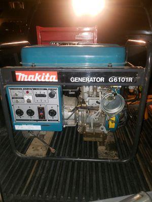 Makita generator for Sale in Chino, CA