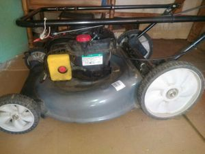 Sears lawn mower almost brand-new only used twice for Sale in Costa Mesa, CA