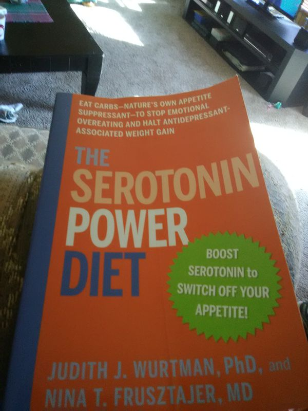 Serotonin power diet!!