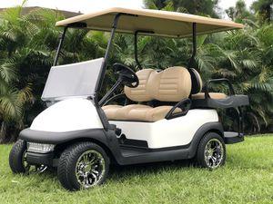 2016 club car golf cart mint condition for Sale in Miramar, FL