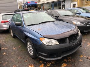 2007 Subaru Impreza Sedan for Sale in Portland, OR