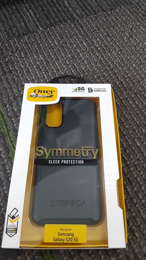 Samsung Galaxy S20 5G Otterbox case!! for Sale in San Angelo, TX