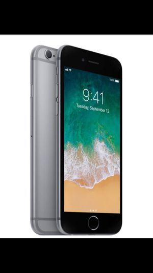 iPhone 6 32 gbs for Sale in Baltimore, MD