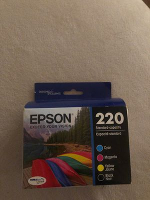 Epson Ink for Sale in Silver Spring, MD