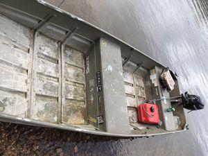14 foot Jon boat for Sale in Acworth, GA