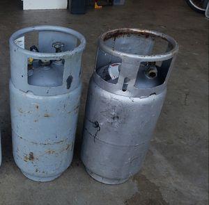 Forklift Propane Tanks. for Sale in Gig Harbor, WA