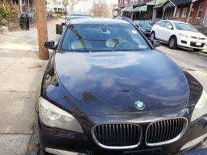 2010 BMW 750I XDRIVE for Sale in Philadelphia, PA