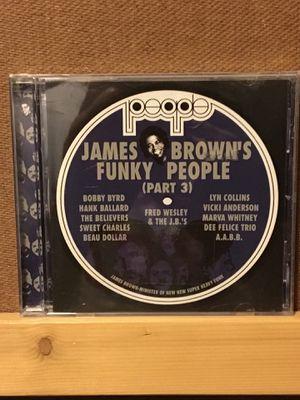 James Brown Funky People CD not LP vinyl record album for Sale in Austin, TX