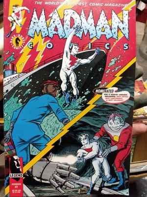 Madman comics #3 for Sale in Richmond, CA