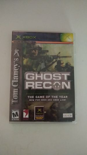 Ghost recon for Sale in Edgewood, WA