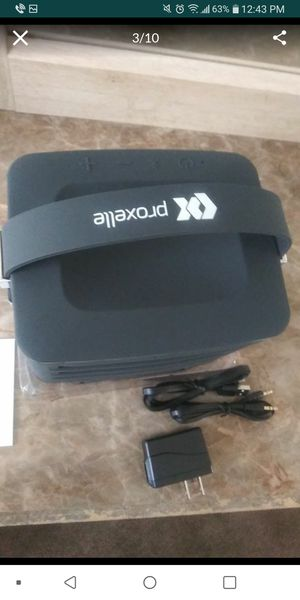Bluetooth Speaker Phone Charger for Sale in Washington, DC